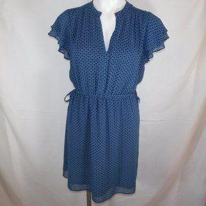 Beautiful Blue Dress by H & M